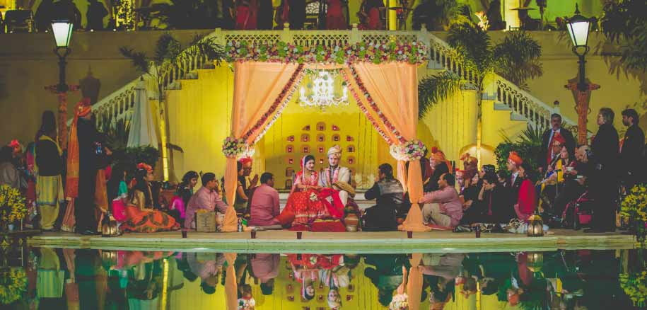 Offbeat Wedding venues in jaipur