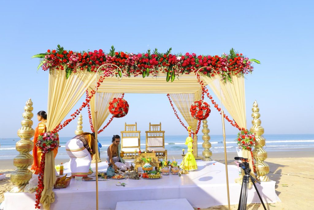 Offbeat Wedding venues andman nicobar