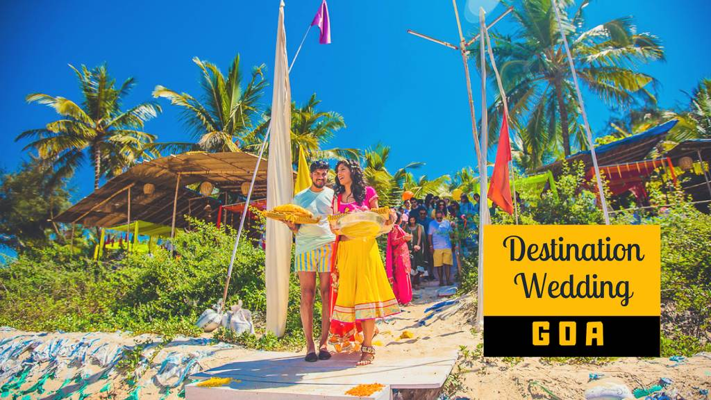 Offbeat wedding venues in Goa