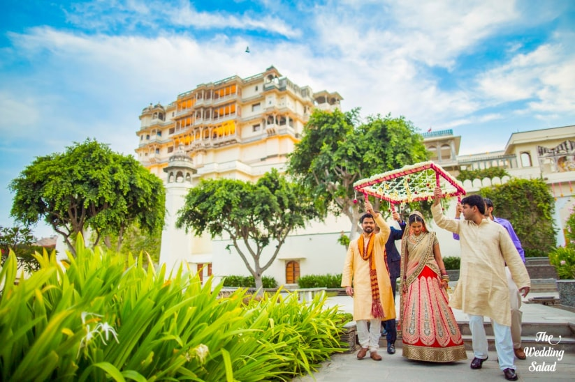 offbeat wedding venues in india