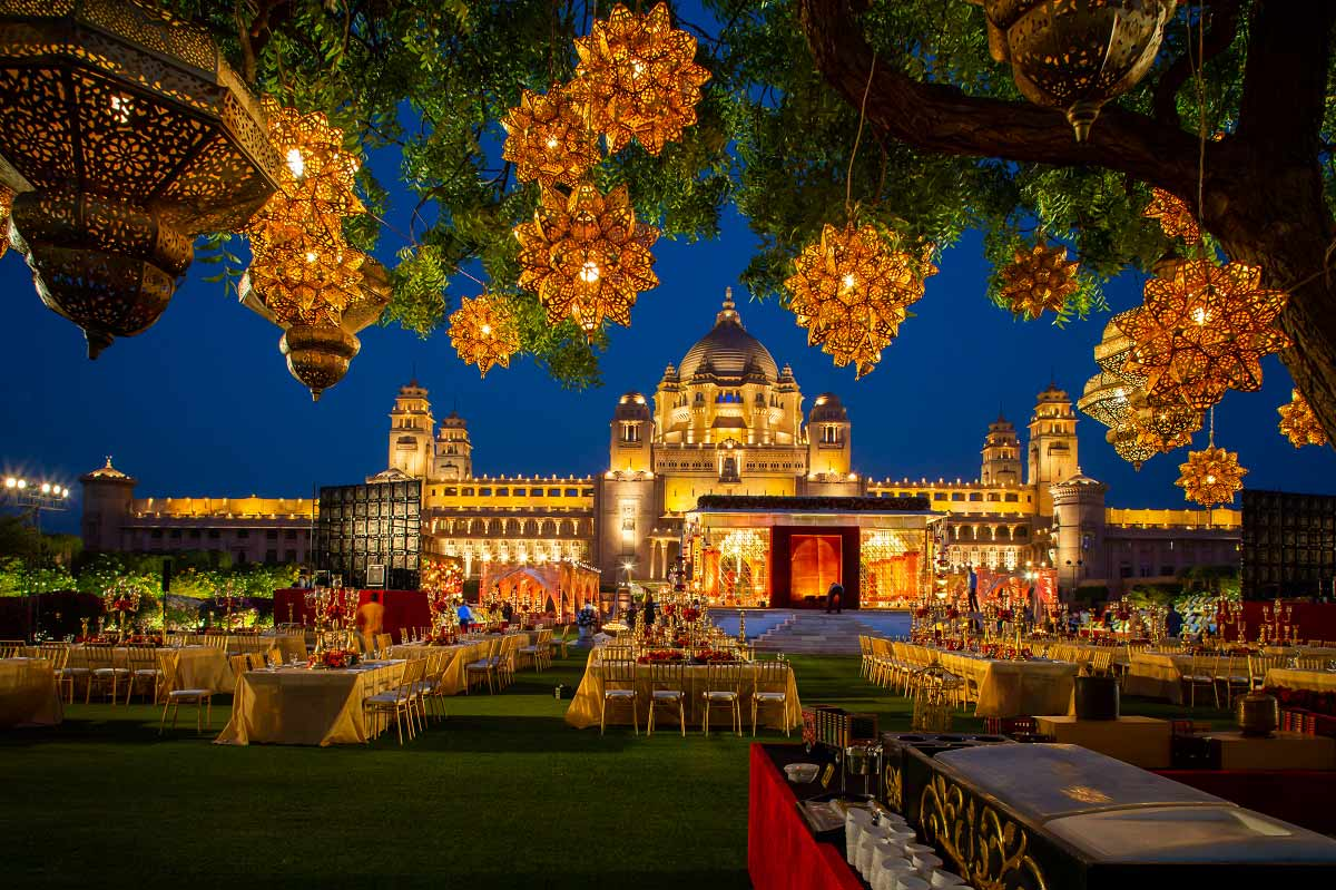 Offbeat Wedding Destinations in Jodhpur