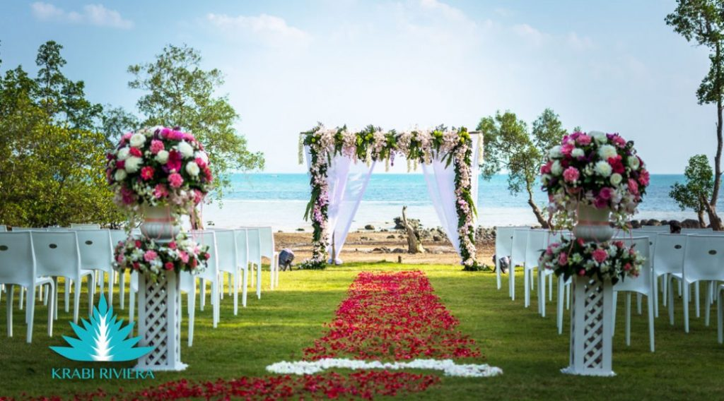 destination wedding thailand