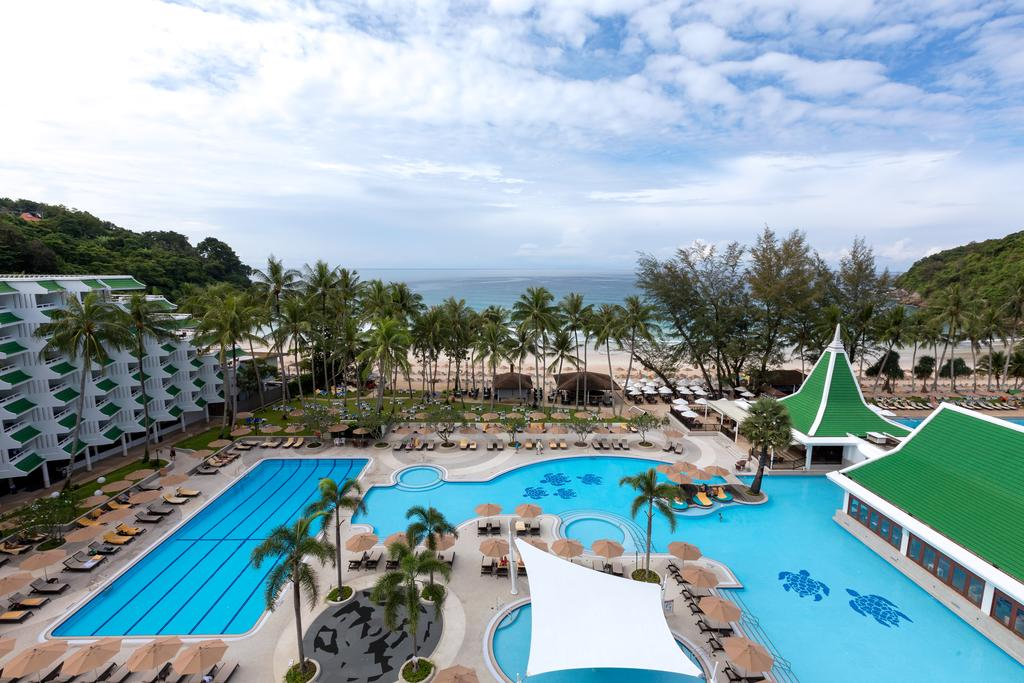 Le-Meridian Phuket Beach Resorts - Patong Beach