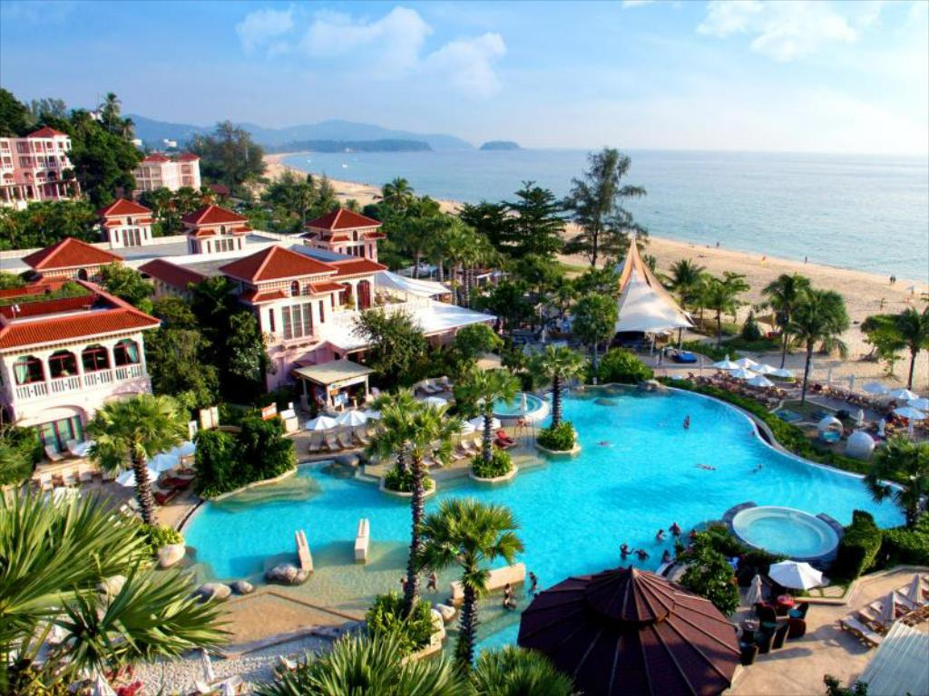 Centara Grand Beach Resort and spas