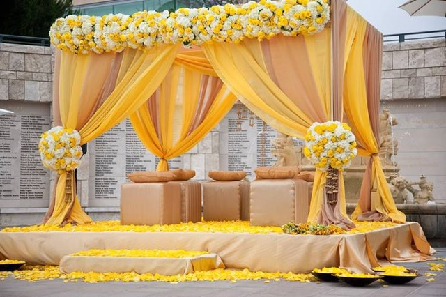 wedding mandap design