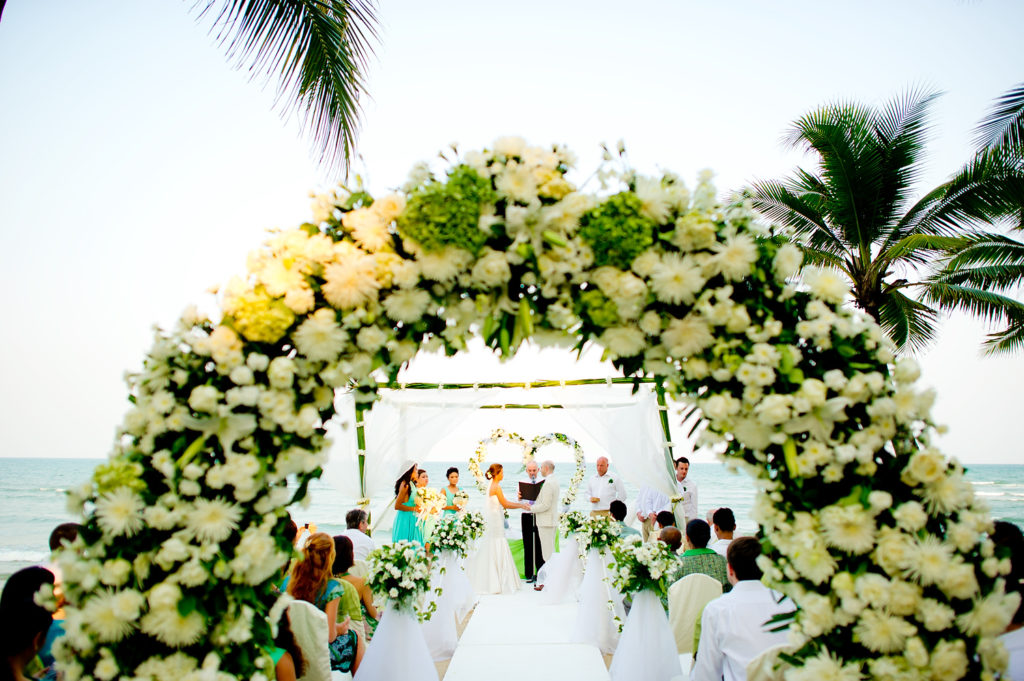Anantara Hua Hin Resort wedding