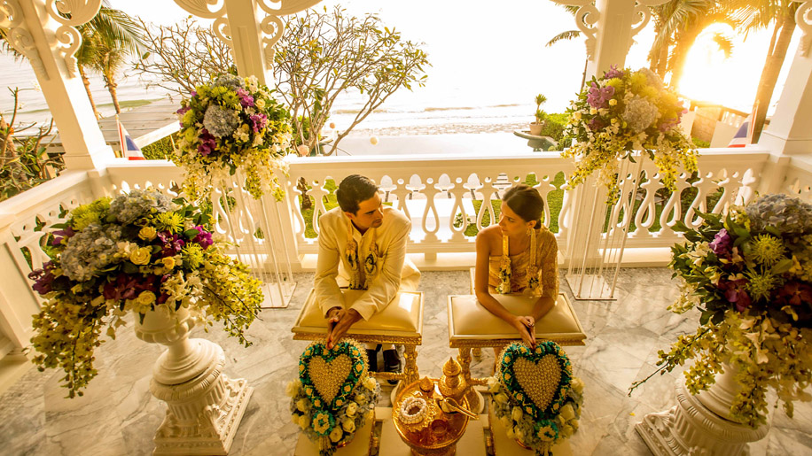 Intercontinental Hua Hin Resort wedding