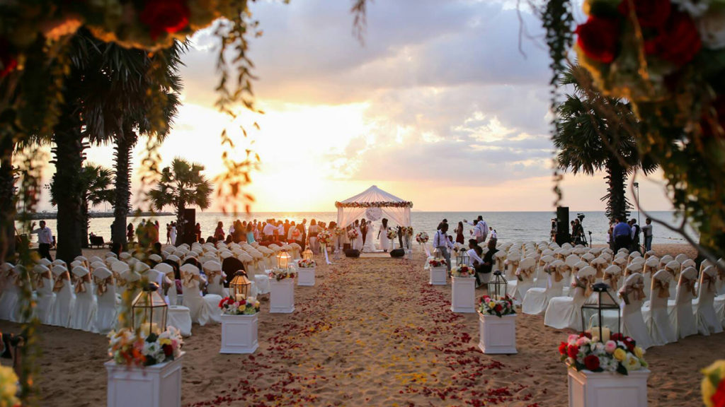 Beach Wedding Venues in Krabi
