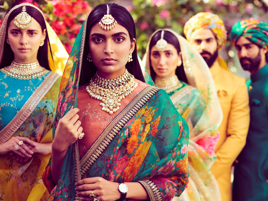 sabyasachi summer collection 2018