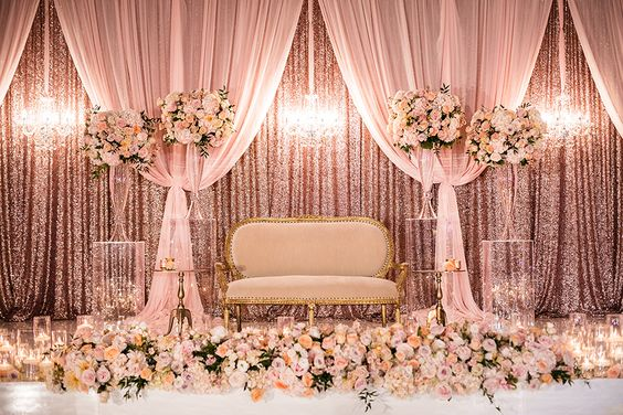 Wedding Decor 2019 Glam Your Wedding With These Unique Light Decor