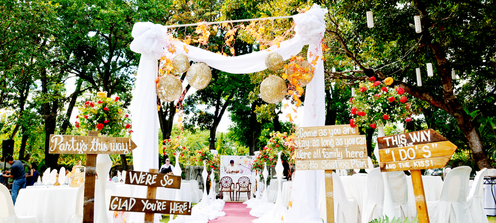 Garden Theme Decor