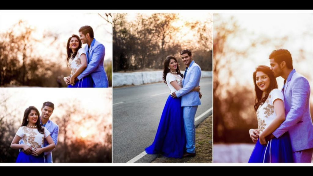 Pre Wedding Photoshoot Winter Inspired Indian Pre Wedding Shoot