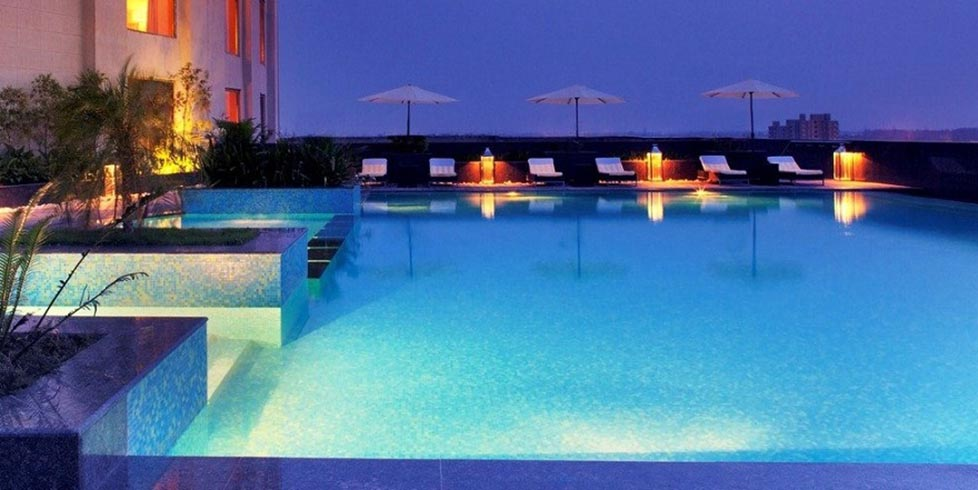 poolside wedding venues in delhi