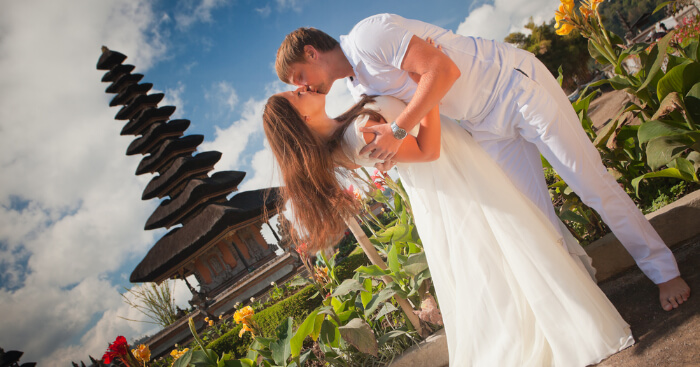 Have the Perfect Wedding Ceremony in Bali, Indonesia