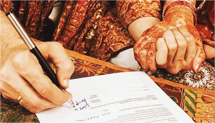legal formalities for the wedding in 2019