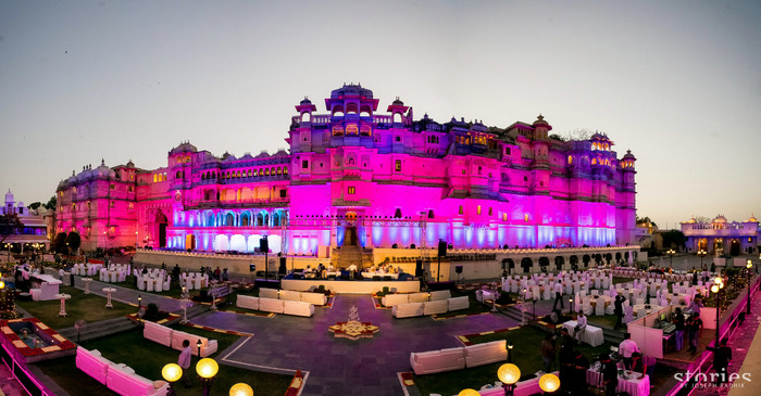 Udaipur Destination Wedding Places