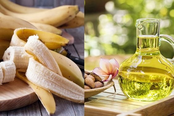 The Natural Banana And Almond Oil Face Pack