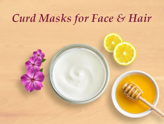 The Basic Yoghurt And Honey Face Pack