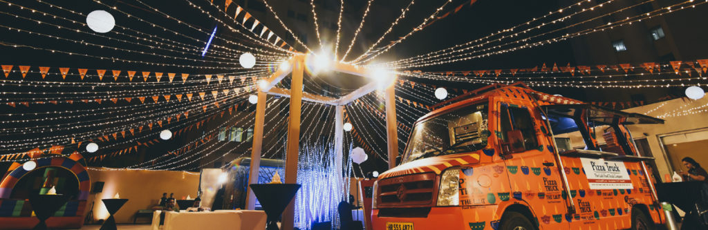 Food Trucks And Mobile Bars for Wedding