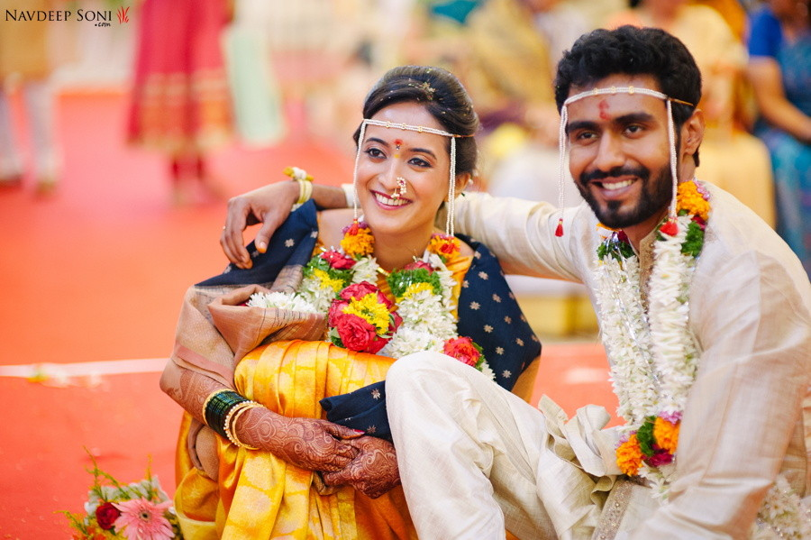 Best Marathi Wedding Couple