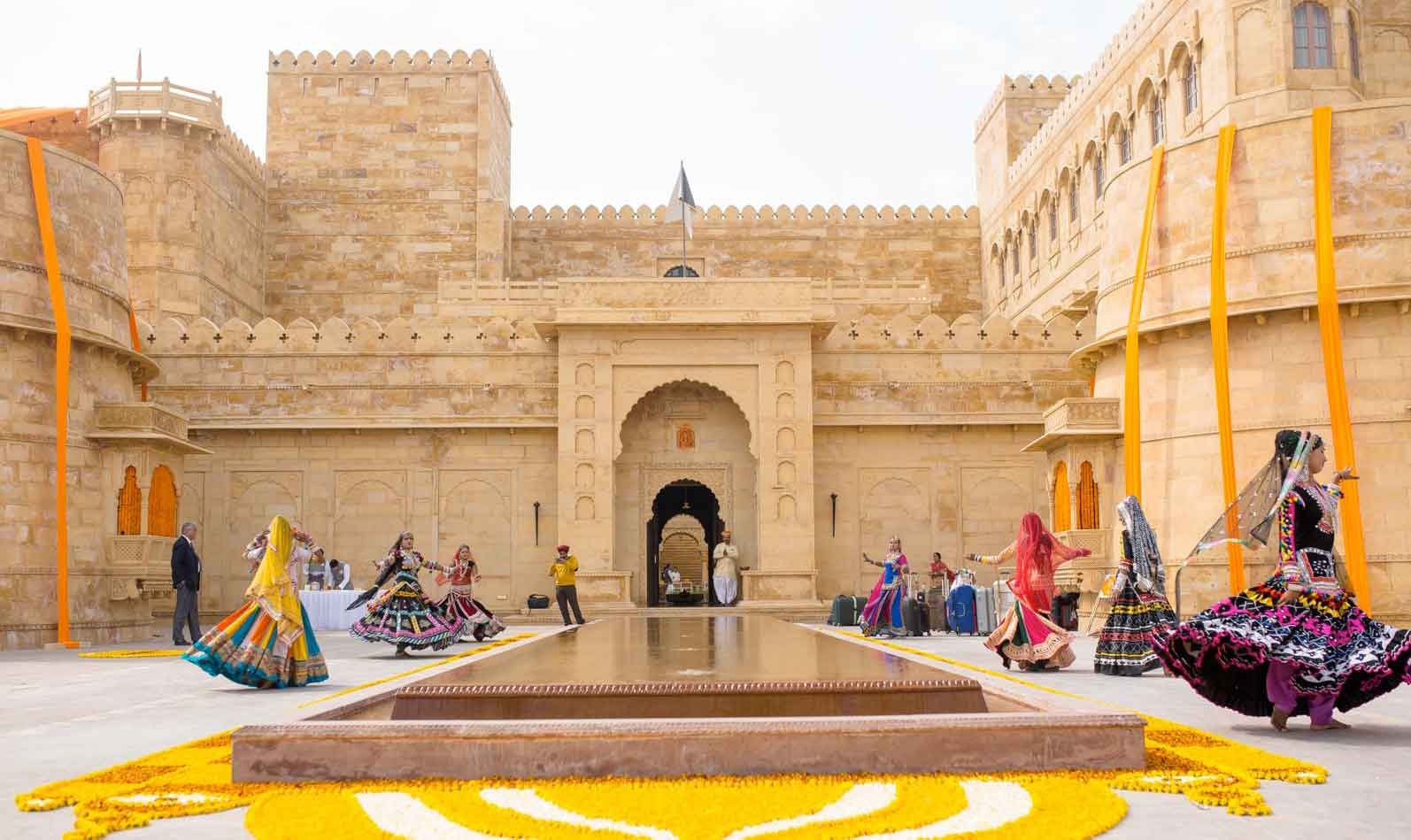 Destination Wedding Venues in Jaisalmer, India