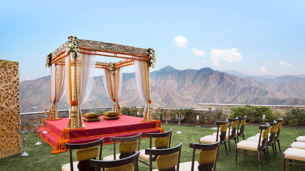 Destination Wedding in Mussorie, India