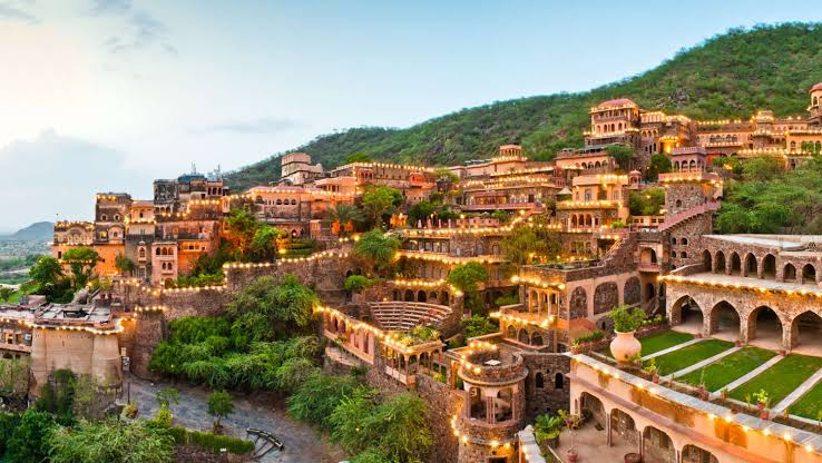 Unique Wedding Destination in Neemrana, India
