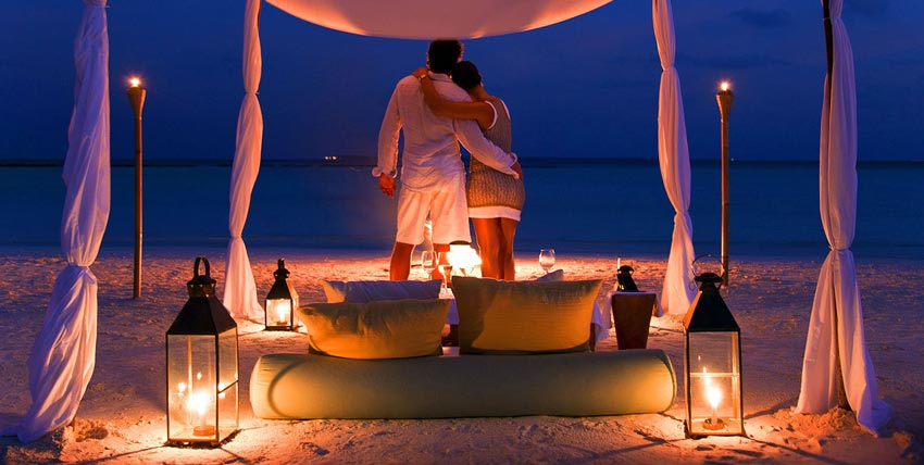 best honeymoon places