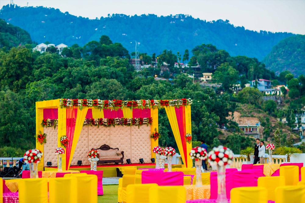 best wedding planners in india