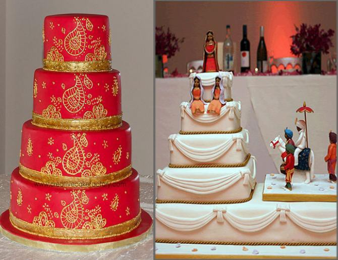 indian wedding cakes pictures top wedding planning companies in goa agra india 16421