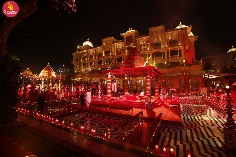 wedding venues agra