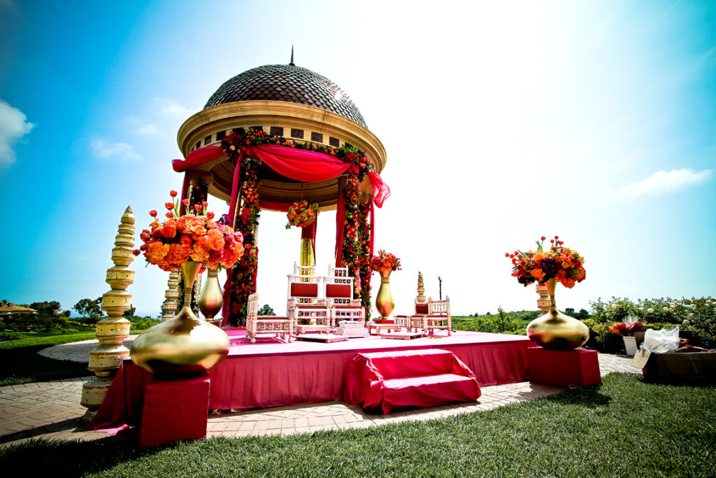Mandap Decoration,Wedding Mandap Design for Destination Wedding