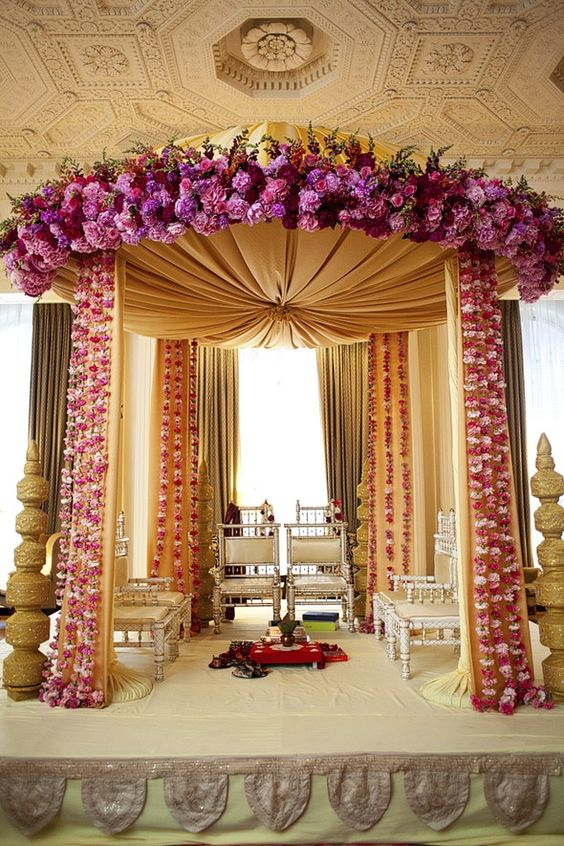 Mandap Decorationwedding Mandap Design For Destination Wedding
