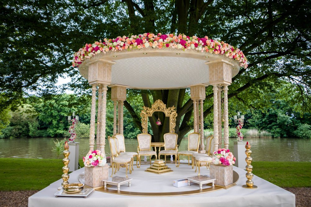 marriage mandap decoration cost