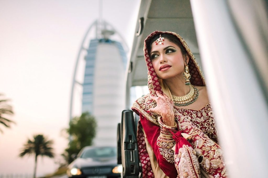 luxurious wedding venues in dubai