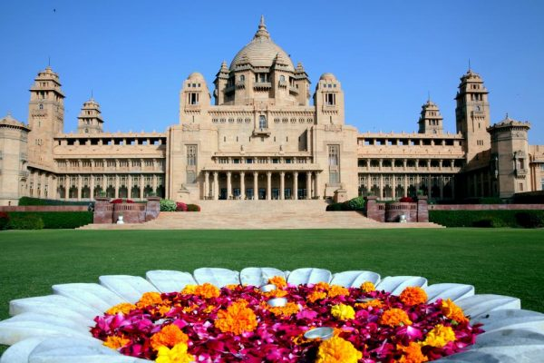 Umaid Bhawan Destination Wedding In Jodhpur