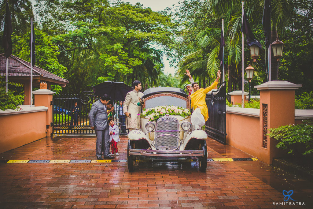 wedding transportation ideas for your big day