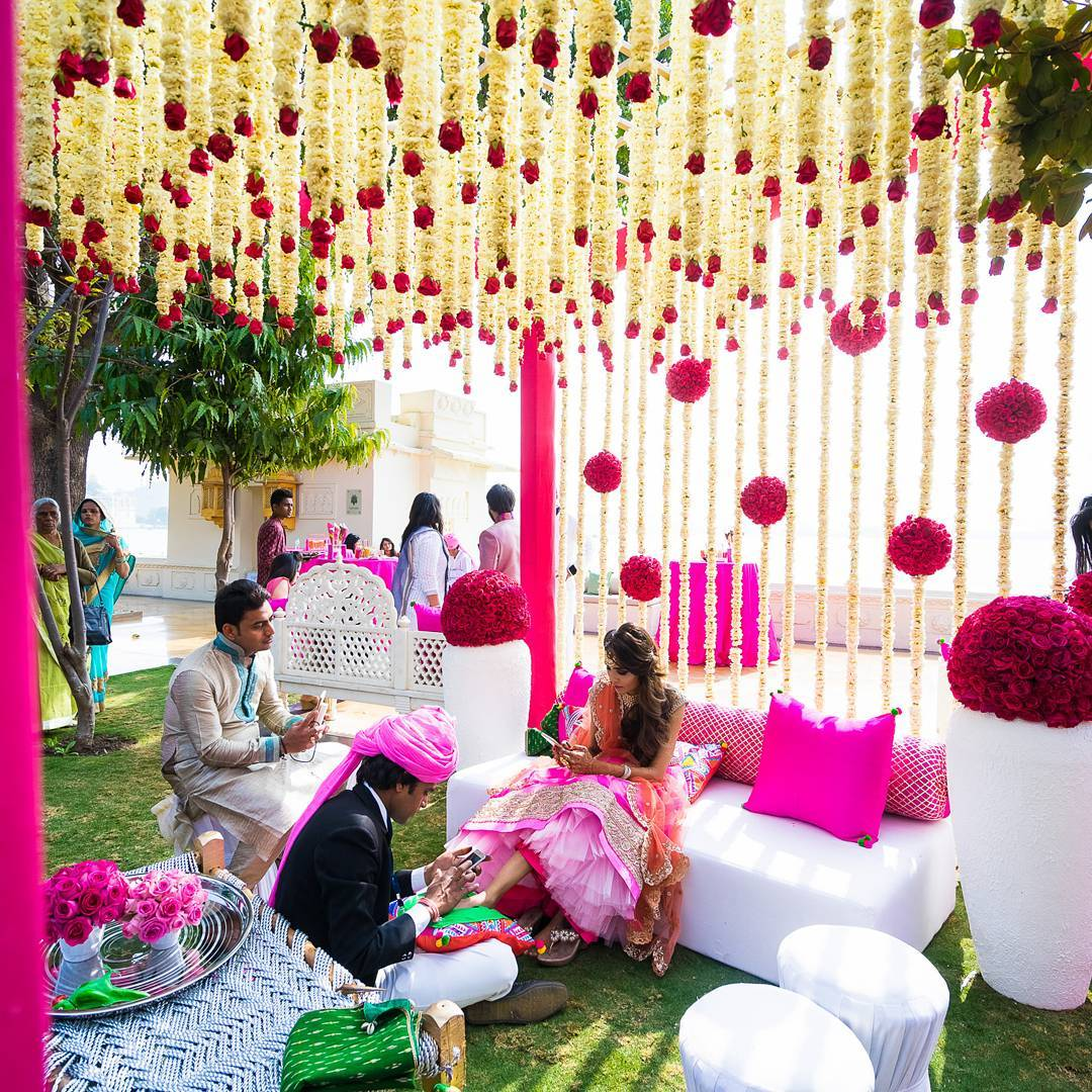 Indian Wedding Themes Ideas: Flower Decoration Ideas For Indian Wedding Latest Mandap