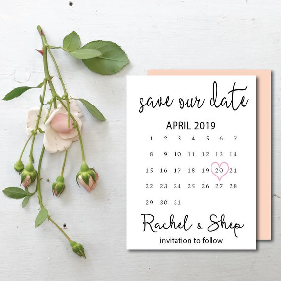 save the date ideas indian wedding