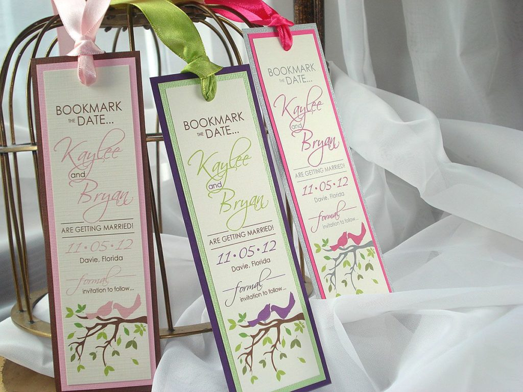 10 Unique 'Save the date' Ideas for Wedding.