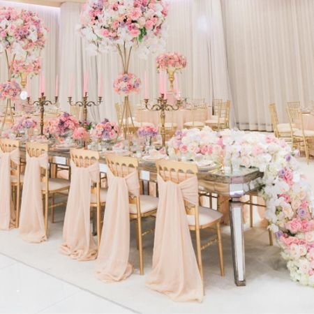 These DIY Ideas On How To Decorate Your Wedding Chairs Without Covers Will Blow Your Mind
