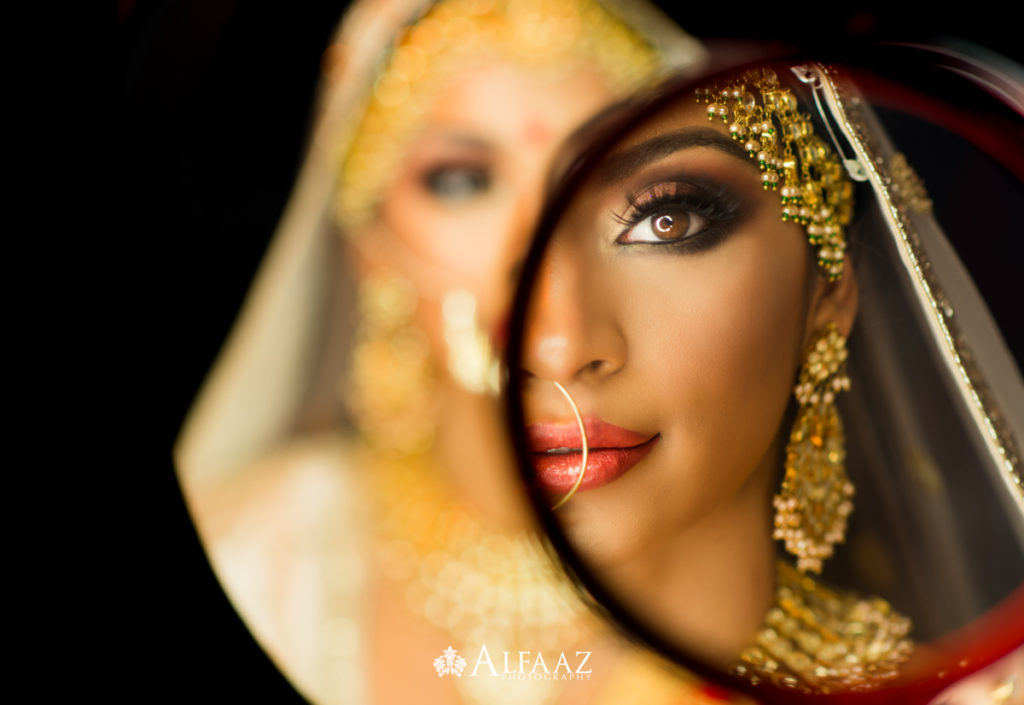 bridal makeup in agra