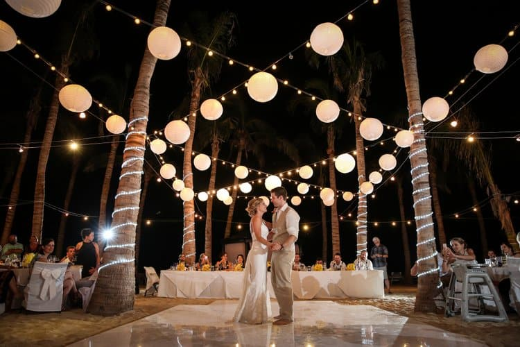 Paper Lanterns Decor Ideas For Wedding
