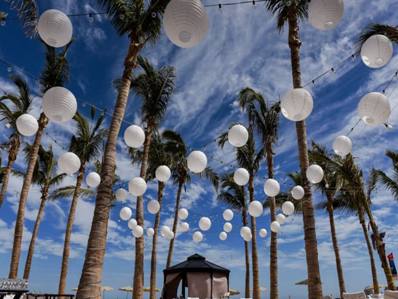 Paper Lanterns Decor Ideas
