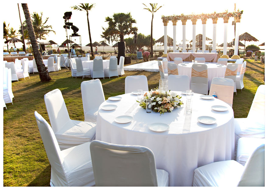 best wedding venues in India