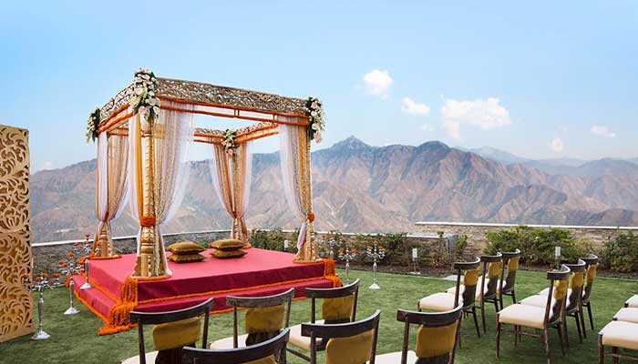 Organize your wedding auspices in the Queen of the Hills, Mussoorie