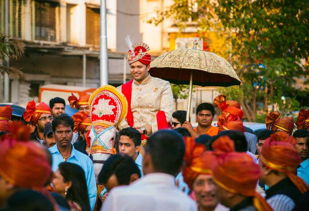 Marwari Wedding Rituals- Baraat