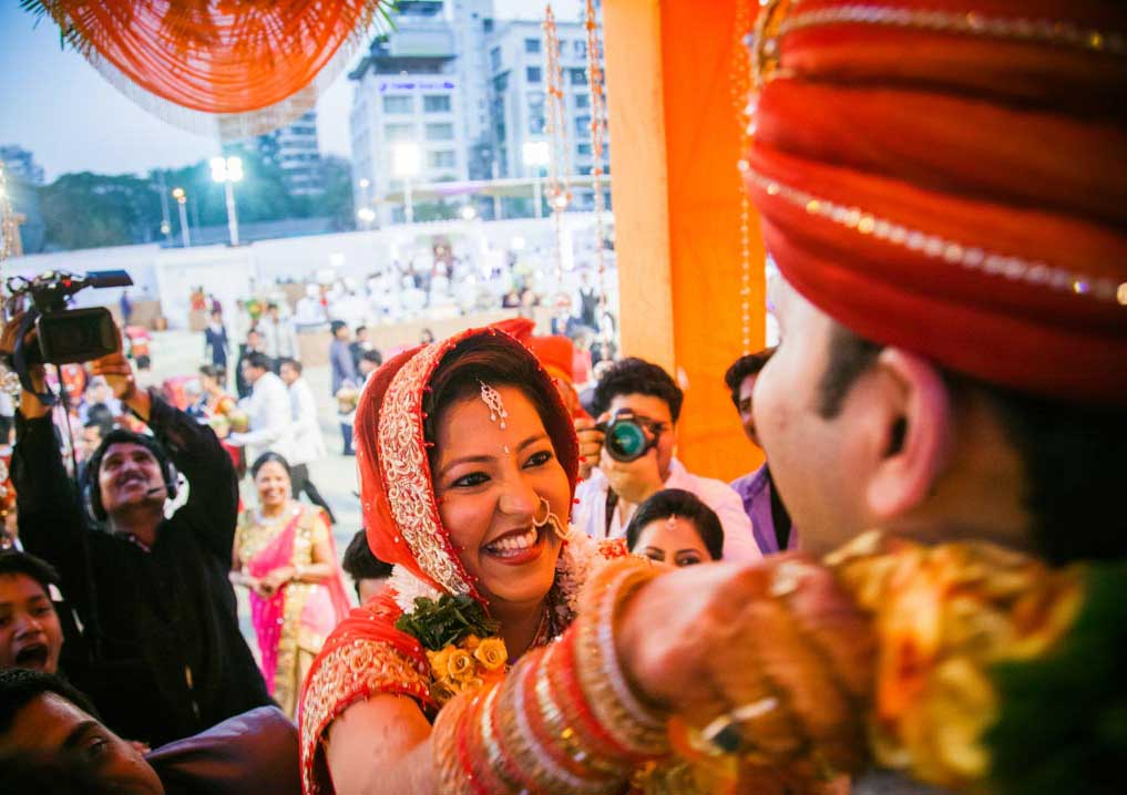 Marwari Wedding Ritual - Jaimala